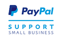 paypal - support small business