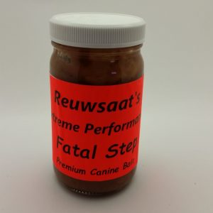 Reuwsaat Fatal Step Bait, 8 oz