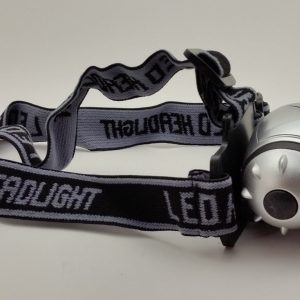 Sportsman's Head Lamp, LED Light