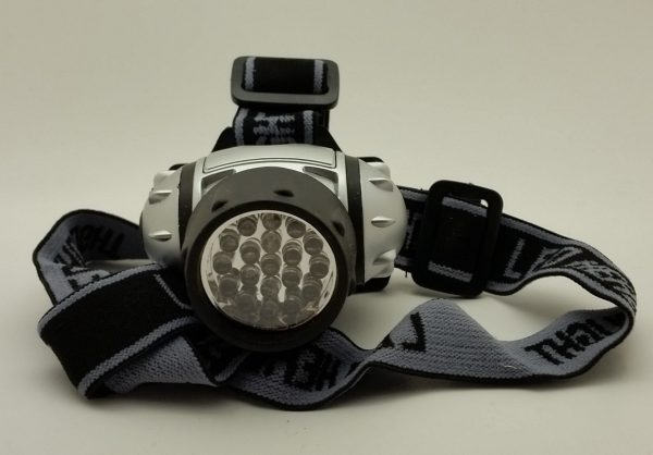 Sportsman's Head Lamp, LED Light