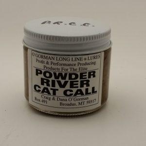 O'Gorman's Powder River Cat Call Lure, 2 oz