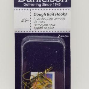 Danielson Dough Bait Spring Hooks Size 4
