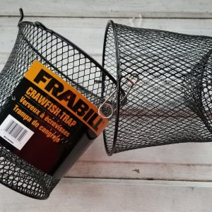 Frabill Black Crawfish Trap, 10 x 9.75 x 9