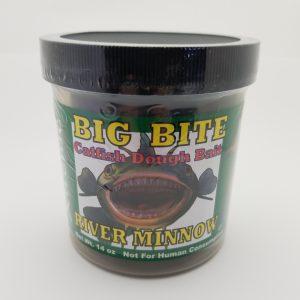 """Magic Bait Co., Big Bite """"River Minnow"""" Catfish Dough Bait, 14 oz"""
