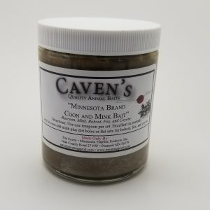 Caven's Coon and Mink Bait, 9 oz