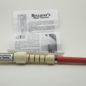 Sullivan's Trap Pan Tester