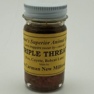 Carman Triple Threat Lure, 1 oz