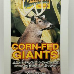 Book, Corn Fed Giants, Miranda-Barringer