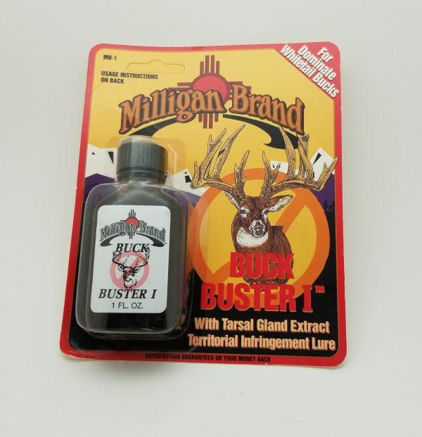 Milligans Buck Buster I Lure, 1 oz