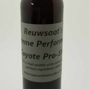 Reuwsaat Pro-Shot Coyote Lure, 8 oz