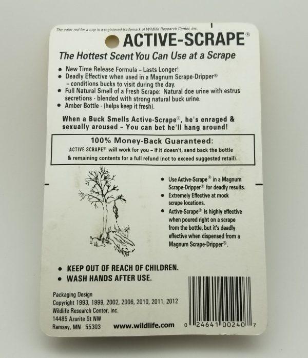 Wildlife Research Active Scrape, 1 oz