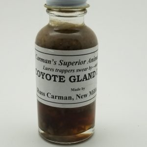 Carman Coyote Gland Lure, 1 oz