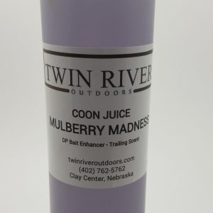 Twin River Coon Juice, Mulberry Madness