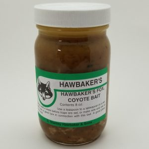 Hawbaker Fox and Coyote Bait, 8 oz