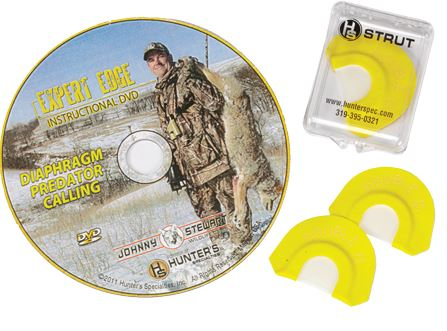 Johnny Stewart Expert Edge Mouth Call Combo Pack