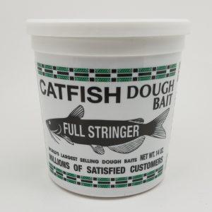 Catfish Charlie Dough Bait, Full Stringer, 14 oz