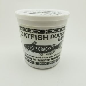 Catfish Charlie Dough Bait, Pole Cracker, 14 oz