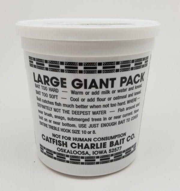 Catfish Charlie Dough Bait, Pole Cracker, 14 oz