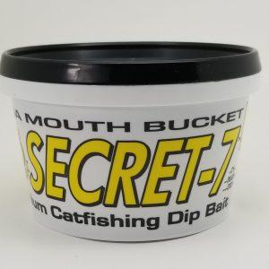Team Catfish Secret 7 Dip Bait, Pint