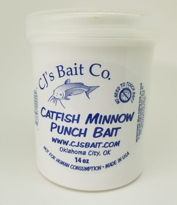 CJ's Bait, Minnow, 14oz