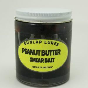 Dunlap Smear Bait, Peanut Butter, 6 oz