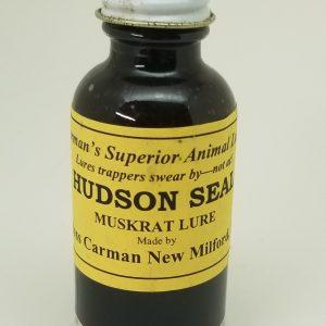 Carman Muskrat #1, Hudson Seal, 1 oz