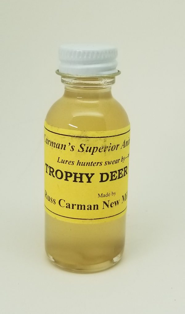 Carman Trophy Deer Lure, 1 oz