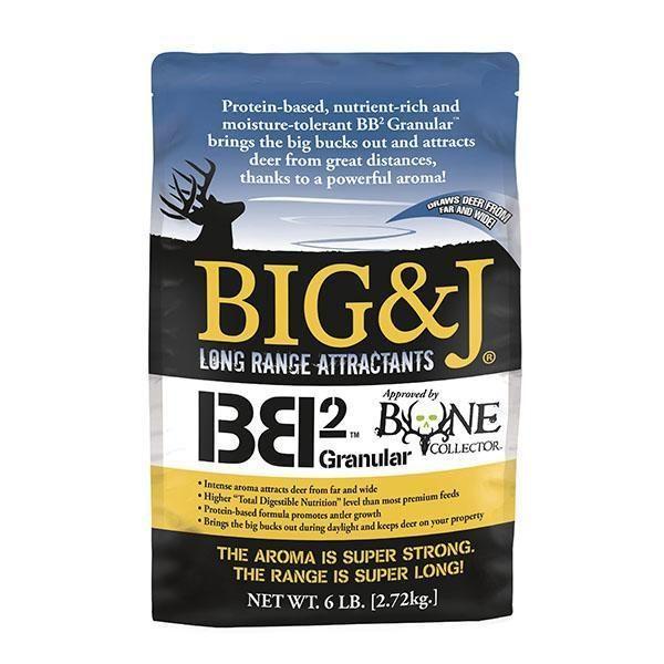 Big & J BB2 Granular, 6 lb Bag