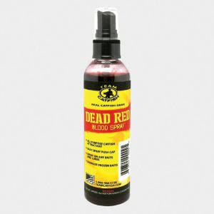 Team Catfish Dead Red Blood Spray, 4 oz