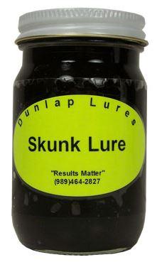 Dunlap Skunk Lure, 1 oz