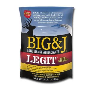 Big and J Legit Mineral, 5 lb