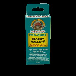 Pro-Cure Walleye Trophy Magic Gel, 2 oz