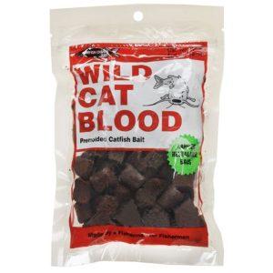 Catfish Charlie, Wild Cat Dough Balls, Blood, 12 oz