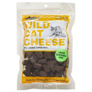 Catfish Charlie, Wild Cat Dough Balls, Cheese, 12 oz