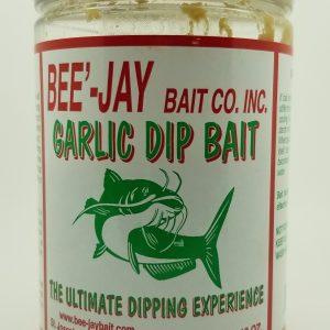 Bee-Jay Dip Bait, Garlic, 16 oz