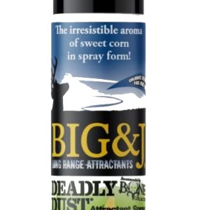 Big and J Deadly Dust, Aerosol Spray