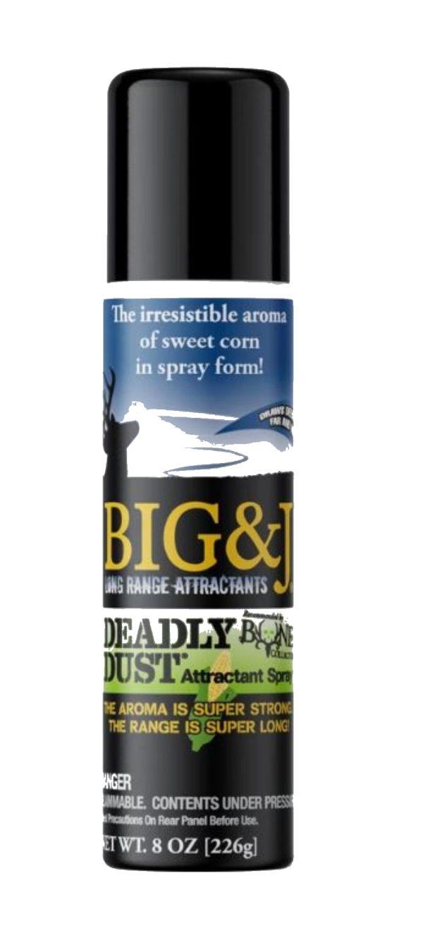 Big and J Deadly Dust, Aerosol Spray