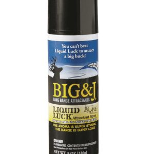 Big and J Liquid Luck, Aerosol Spray