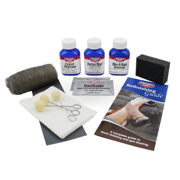Birchwood Casey Perma Blue Kit