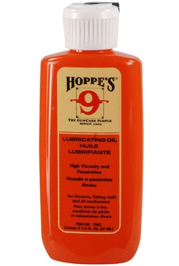 Hoppe's Lubricating Oil, 2.25oz