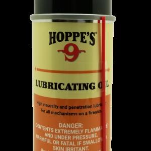 Hoppe's Lubricating Oil, Aerosol, 4oz