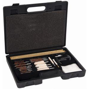 Allen 37 Piece Gun Cleaning Kit Molded Black Case