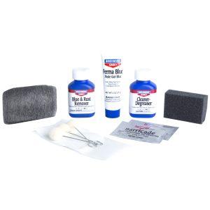 Birchwood Casey Perma Blue Paste Gun Blue Kit