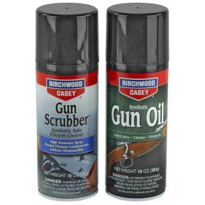 B/C Gun Scrubber Oil Combo Pack 10oz