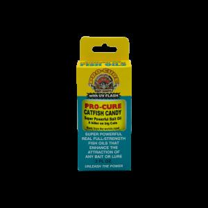 Pro-Cure Catfish Candy Bait Oil, 2 oz